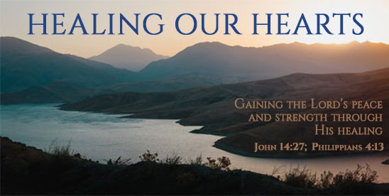 Healing Our Hearts, Logo